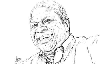 Sipho Nkosi portrait