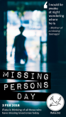 IFUBA Missing Persons Day