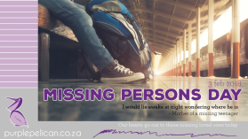 PP Missing Persons Day