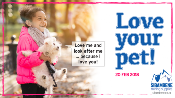 SIBA Love Your Pet Day