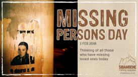 SIBA Missing Persons Day